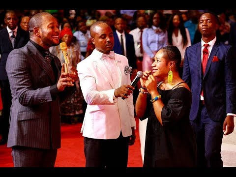 The Man Of God Sees & Describes Her   Her Restoration Has Come