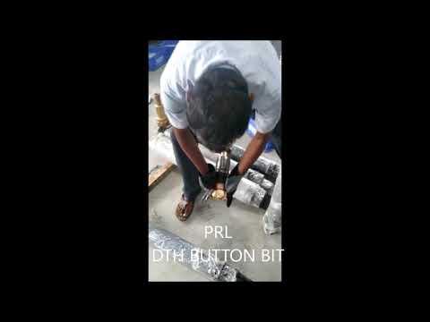 DTH Button Bits