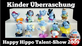 Die Happy Hippo Talent Show