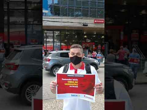 Dia Nacional de Luta contra as arbitrariedades do Santander - Fabiano