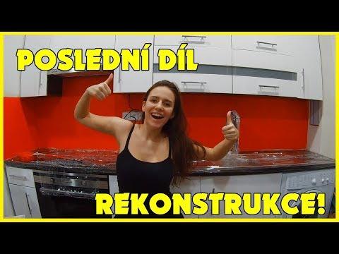 POSLEDNÍ DÍL REKONSTRUKCE - 8. díl