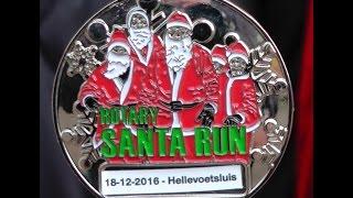 Santa Run Hellevoetsluis 2016