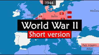 World War II   Summary Of The Deadliest Conflict In History