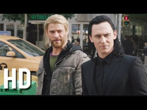 "Thor Ragnarok ""I Dumped Jane"" Movie Clip 