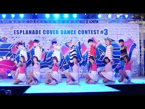 150214 Bubble Pink Cover Apink - LUV + Mr Chu @ISUZU Cover Dance
