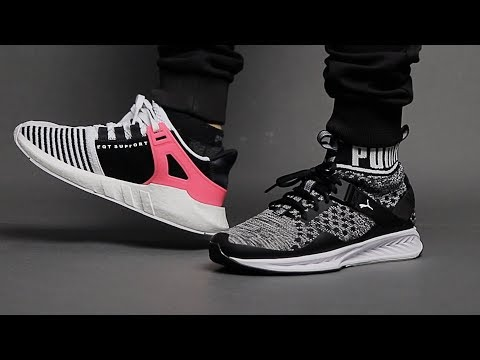 Puma Ignite Evo Knit is More Responsive than Adidas Boost