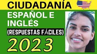EXAMEN DE CIUDADANÍA AMERICANA 2018 EN ESPAÑOL E INGLÉS: RESPUESTAS FÁCILES