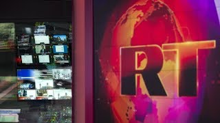 'US govt attacks freedom of speech by forcing RT to register as foreign agent'