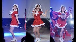 181217 세러데이 (Saturday) - Kiss Me (초희) 직캠 by 수원촌놈 [To Sunday Christmas …