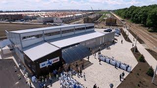 В жилом районе «Гармония» построен современный спорткомплекс. Третий Рим, Михайловск