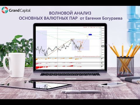 Волновой анализ основных валютных пар 28 июля - 3 августа 2017