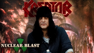 KREATOR - Gods Of Violence - Writing Process (OFFICIAL TRAILER)