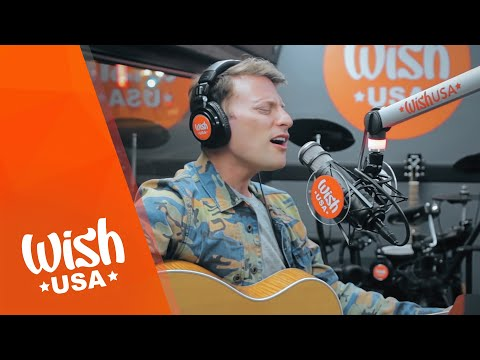 """Jacob Mondry performs """"The Spark"""" LIVE on the Wish USA Bus!"""