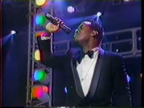 "Luther Vandross: ""Give me the Reason"" (Live)"