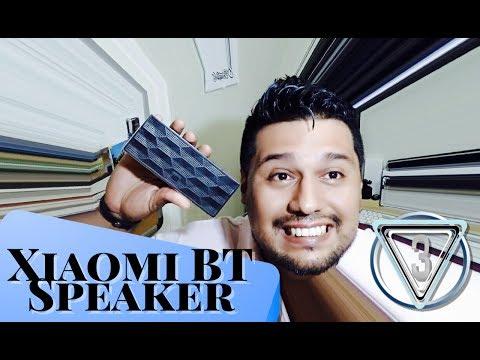 Xiaomi Bluetooth Speaker Review en Español