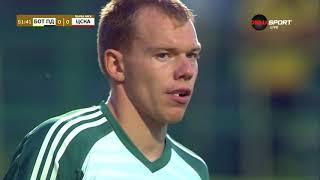 Мач на ЦСКА, игран на 01.09.2018г. 2-ро полувреме. 7-ми кръг.
