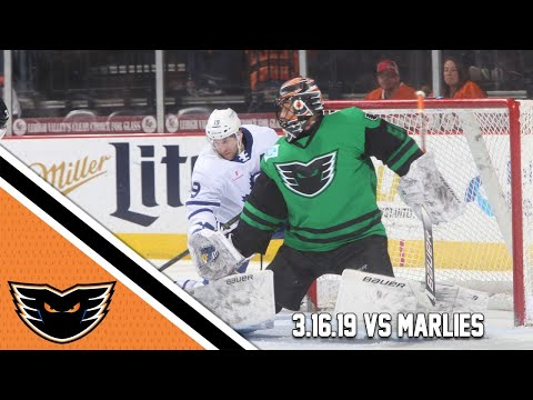 Marlies vs. Phantoms | Mar. 16, 2019
