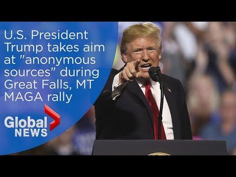 Donald Trump Great Falls, Montana MAGA rally FULL Speech