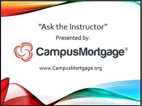 Free Mortgage Training - What are the 5 C's of Underwriting?