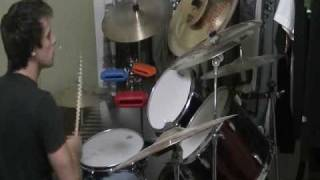 311 - Guns Are For Pussies Drum Cover