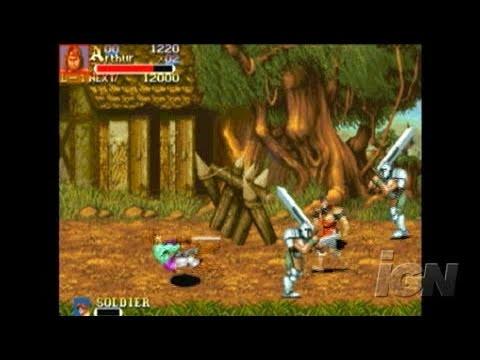 Видео № 0 из игры Capcom Classics Collection Reloaded [PSP]