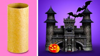33 SPOOKY CRAFTS FOR HALLOWEEN