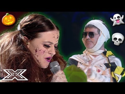 CREEPIEST Live Performances on The X Factor | X Factor Global