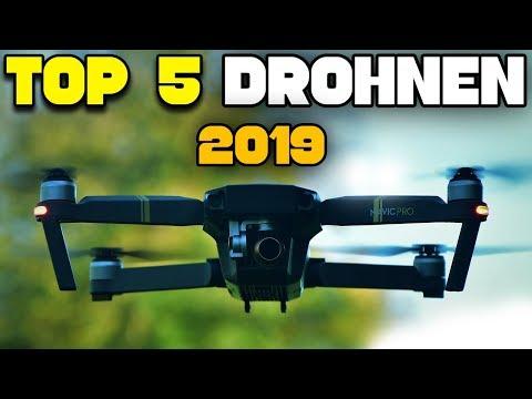 Welche Drohne kaufen? ★ Die besten 5 Quadrocopter mit Kamera 📷 im Drohnen Vergleich 2019