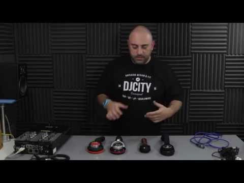 Review: Stick DJ Headphones (Numark Redphone, Zomo HD-120, Acou-Sticks)