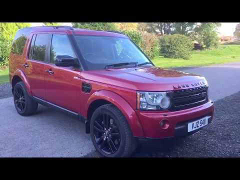 2013 (13) LAND ROVER DISCOVERY 3.0 4 SDV6 XS 5DR AUTOMATIC