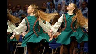 Ирландский танец, Ансамбль Локтева, Irish Dance, Loktev Ensemble