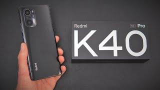 Xiaomi Redmi K40 Pro Review. Better Than The POCO F3?