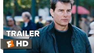 Jack Reacher: Never Go Back Official IMAX Trailer