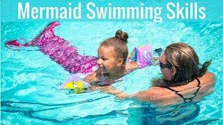 6 Swimming Skills to Be Mermaid Tail Ready !