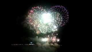 preview picture of video 'feu d'artifice a lala seti TLEMCEN'