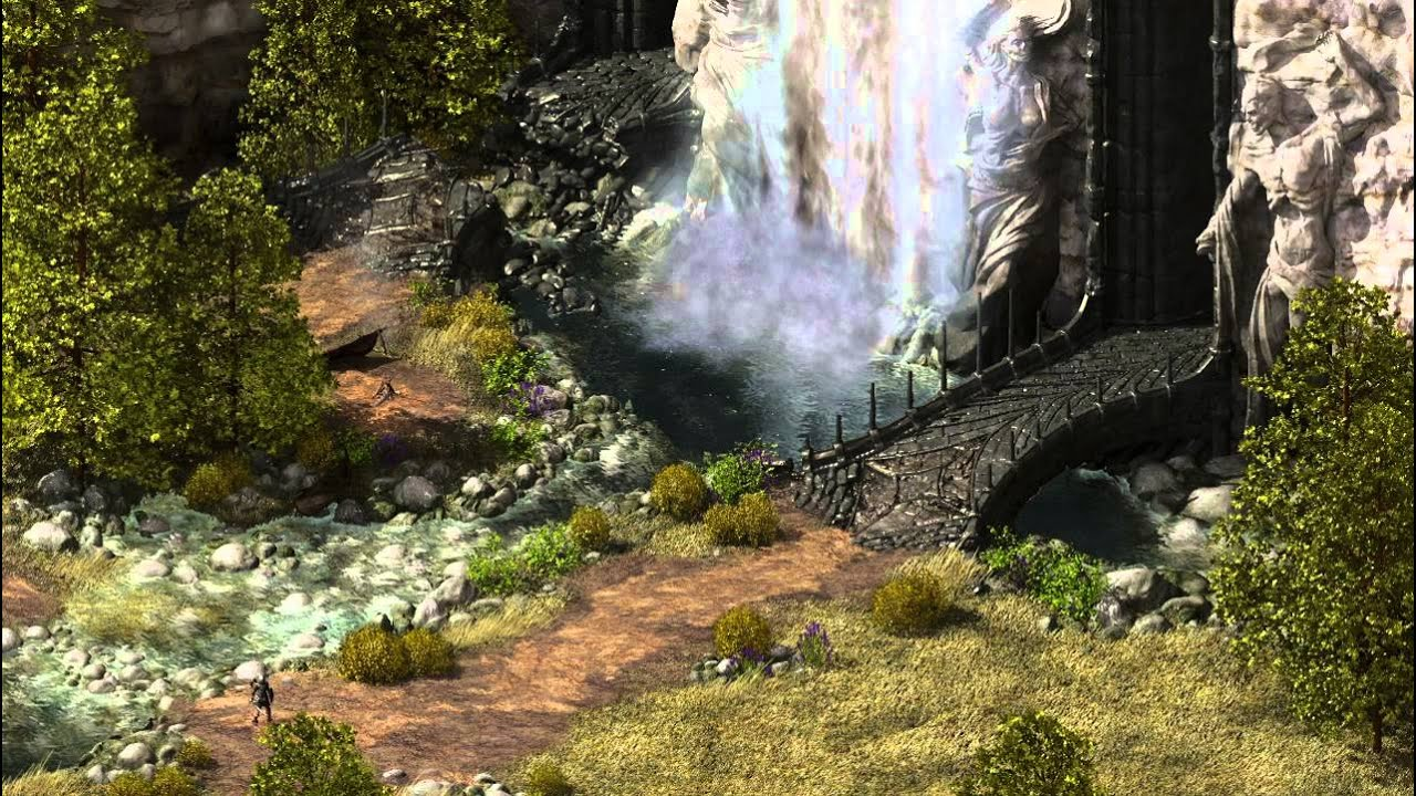 Get Your First, Basic Look At Obsidian's New RPG, Project Eternity