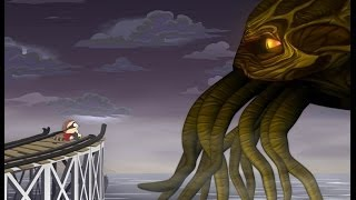"""""""Oh Cthulhu"""" Lovecraft Scary Solstice carol"""