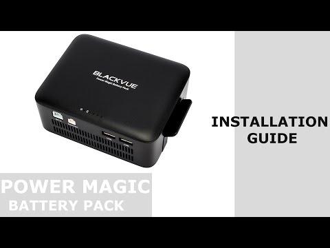 Power Magic Battery Pack Installation Tutorial