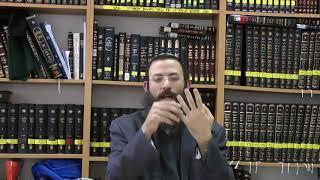 באר הגולה הבאר השלישי שיעור 13 הרב אריאל אלקובי שליט''א