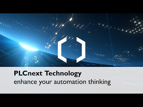 The open platform for industrial automation: PLCnext Technology by PHOENIX CONTACT