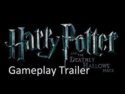 Видео № 0 из игры Гарри Поттер и Дары Смерти - Часть вторая (Б/У) [PS3]