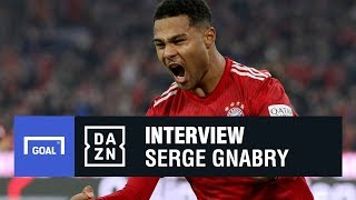 Serge Gnabry: We are Bayern and we can beat Liverpool.