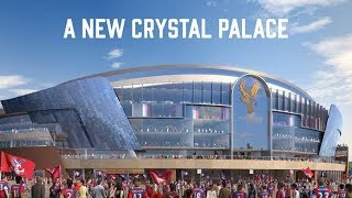 Crystal Palace FC unveil Selhurst Park redevelopment: Introducing a New Crystal Palace