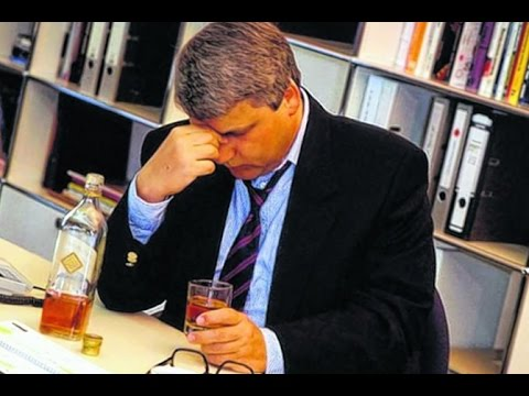 Синдром алкоголизма у мужчин
