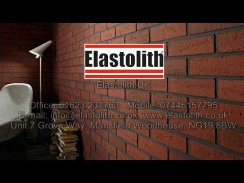 ELASTOLITH UK® Flexible Brick Slips
