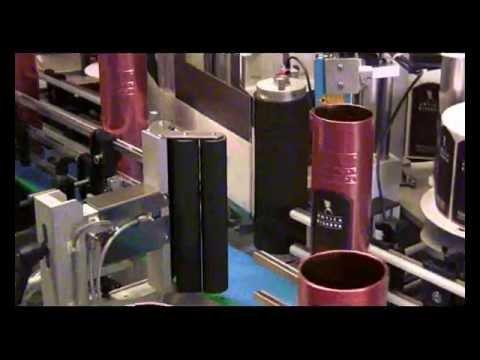 1.- ETIQUETADORA (cilindro posicionado) 1