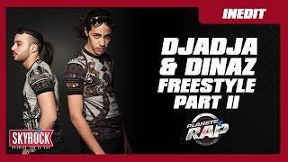 Djadja & Dinaz   Freestyle Inédit [Part 2] #PlanèteRap