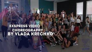 Ayo Jay - The Vibe Express video Choreo by Влада Кречко All Stars Dance Centre 2018