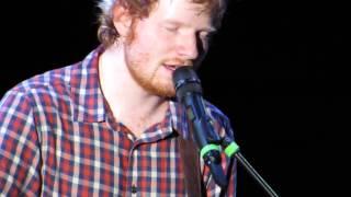 Ed Sheeran - Forever (UnReleased) - Red Rocks 6.29.15