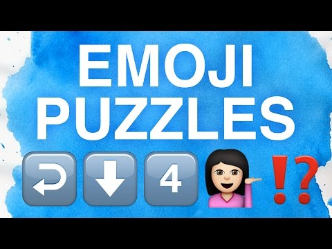 Can You Solve These Emoji Puzzles? Mp3